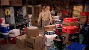 According to Jim: S03E25