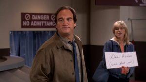 According to Jim: S03E09