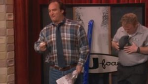 According to Jim: S02E28